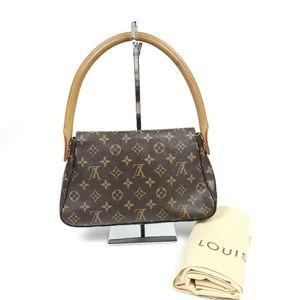 Louis Vuitton Bags - Louis Vuitton Monogram Mini Looping Shoulder Bag